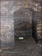 Metropolitan Tunnel man hole