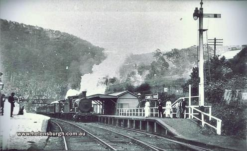 Stanwell Park Railway Station - 1st