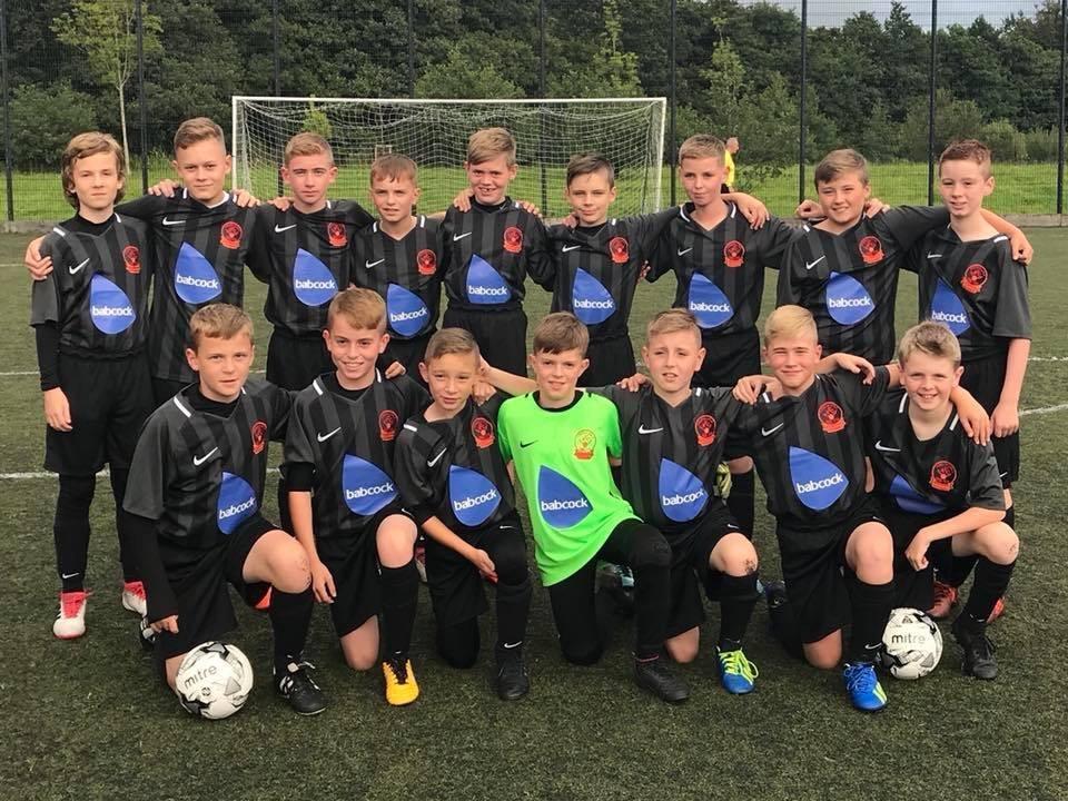 youth football ardencaple teams