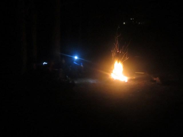 Around the Camp Fire