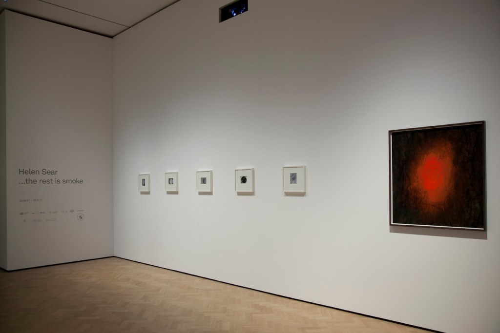 Brisées and Brand : Installation View, Glynn Vivian Museum & Art Gallery, Swansea, 2017