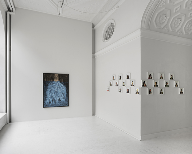 Fascination : Installation View, Martin Asbaek Gallery, Copenhagen 2018 (Photo courtesy of Martin Asbaek Gallery / Photo by David Stjernholm)