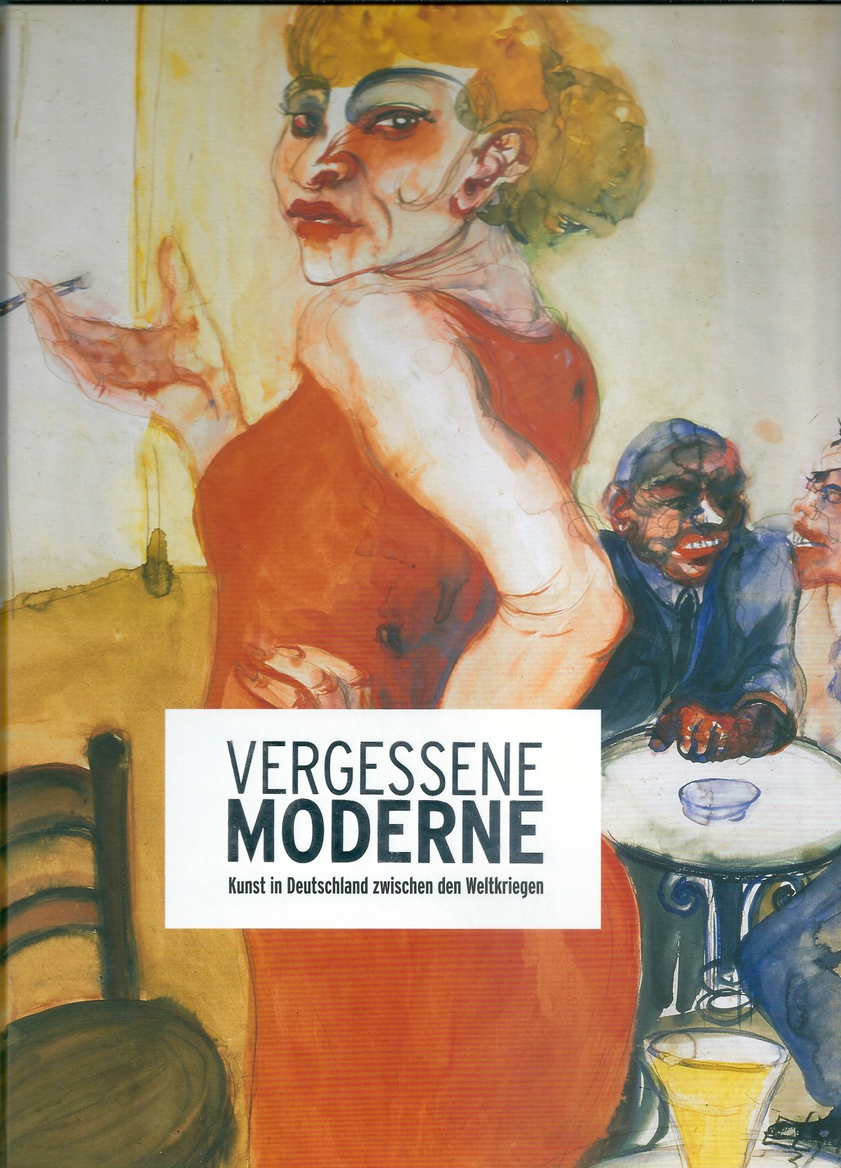 Exhibition catalogue, Vergessene Moderne_Internationale Tage Ingelheim_2019