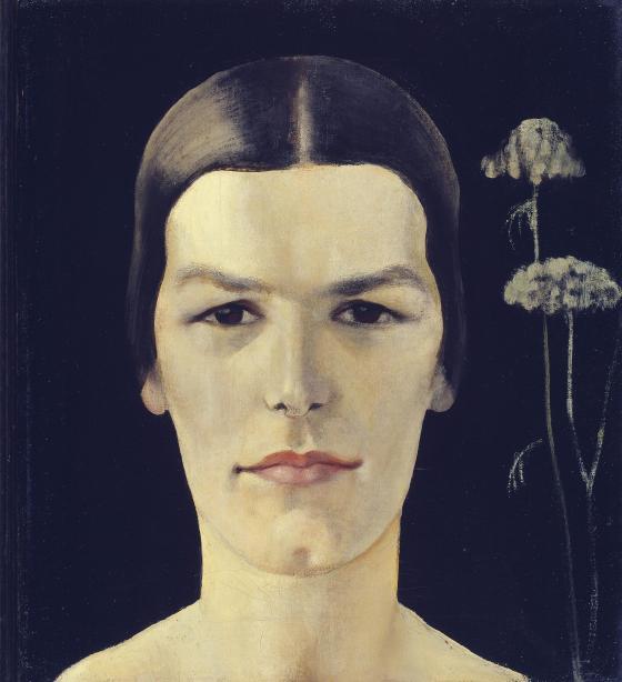 Anita Rée, Portrait of Hildegard Heise