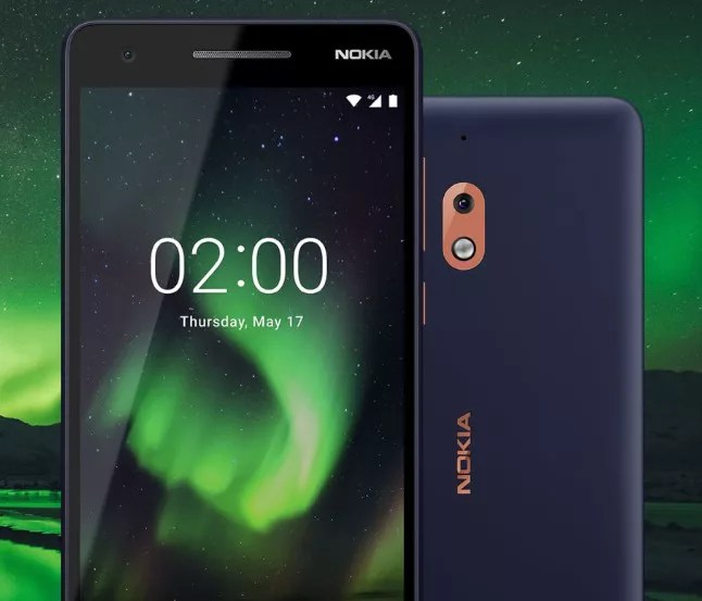 Nokia 2.1. Long lasting entertainment. I Nokia Phones