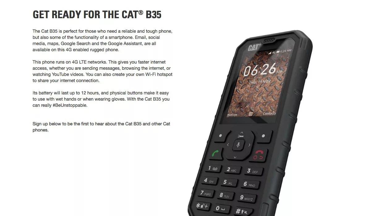 Cat_B35_Mobile_Phone