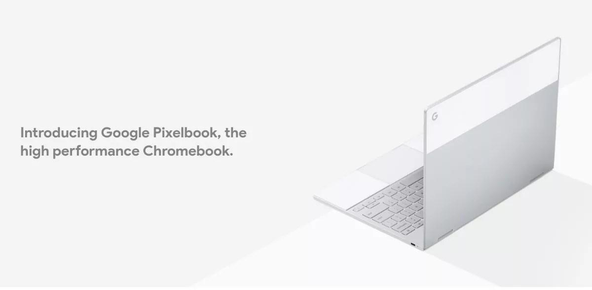 Googleが「Pixelbook 2」と思われる機種の広告を出してしまったようです。