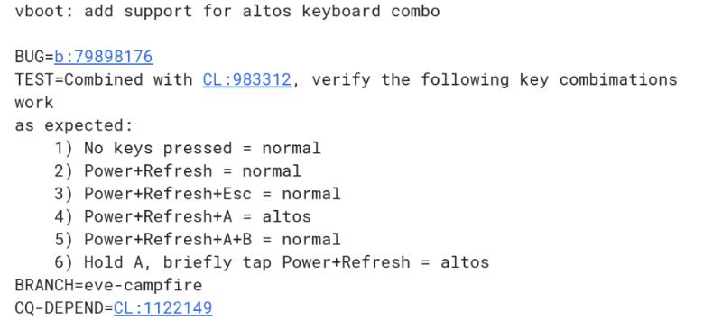 altos dualboot shortcut