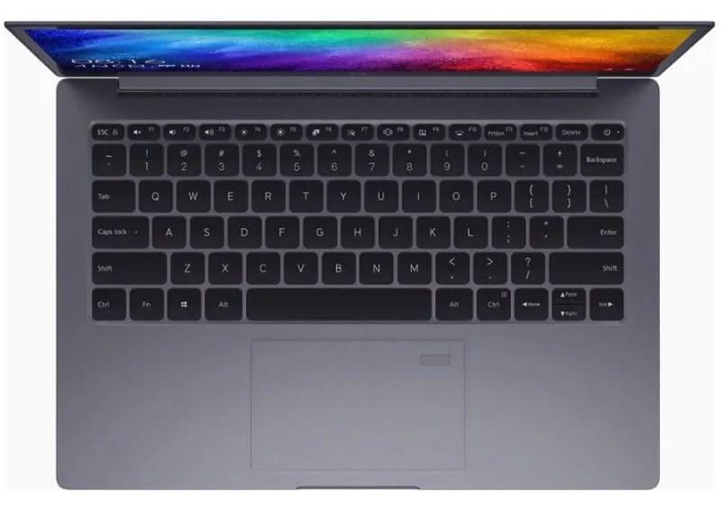 Xiaomi Mi notebook air keyboard