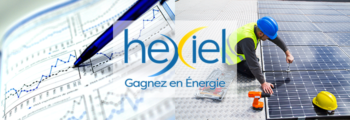 """Creation of a joint venture """"Operation & maintenance Photovoltaic"""" between Helexia and Ciel & Terre"""