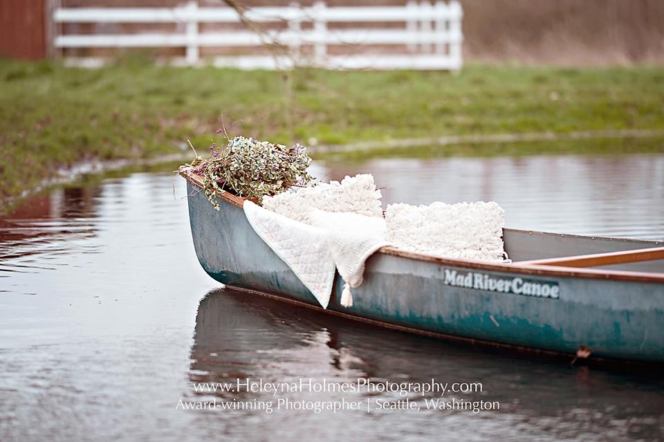Mad River Canoe - Wild Hearts Farm - Tacoma Washington