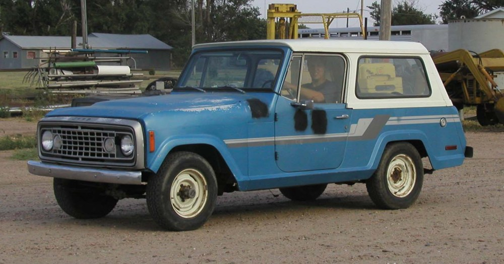 medium resolution of jeepster commando wiring diagram