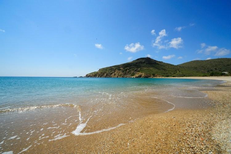 Fellos beach Andros