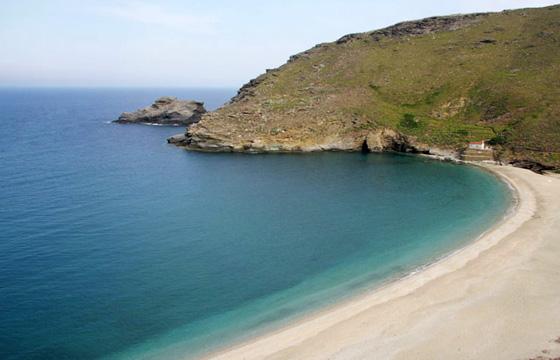 Golden Beach Andros