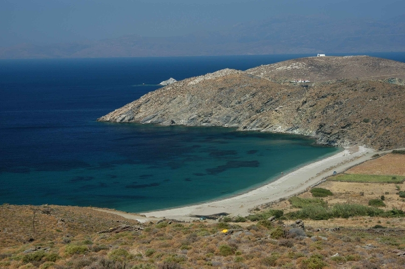 Pisolimionas beach Andros