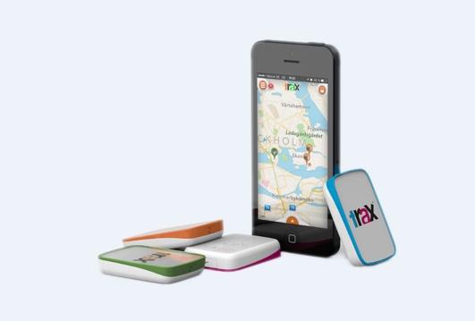 Trax GPS Tracker | HelicoMicro.com