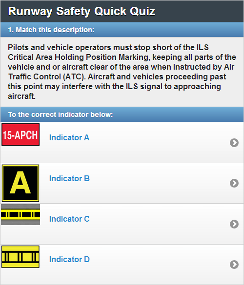 FAA Mobile Flash Cards Example