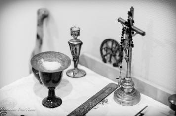 Consécration d'une chapelle et d'un autel gnostiques   Heliogabale