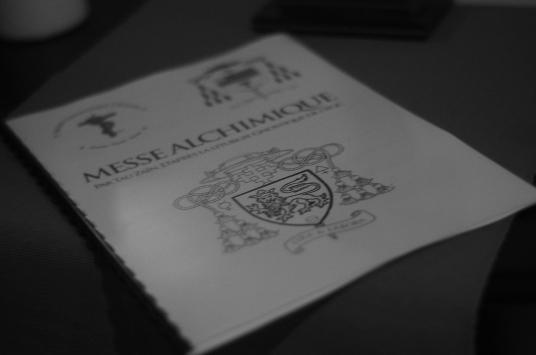 Messe alchimique - Tau Zaïn