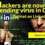 hackers linkedin cv