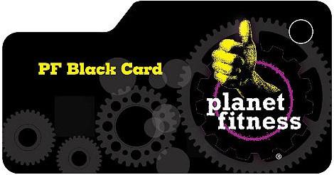 black card planet fitness worth it