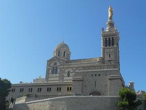 Marseille: Notre-Dame de la Garde