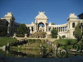 Marseille: Palais de Longchamp