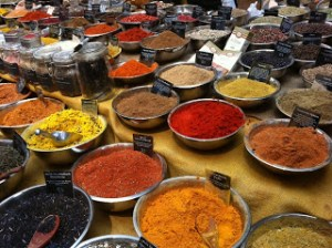 Neglected & forgotten spices & seasonings of Ghana