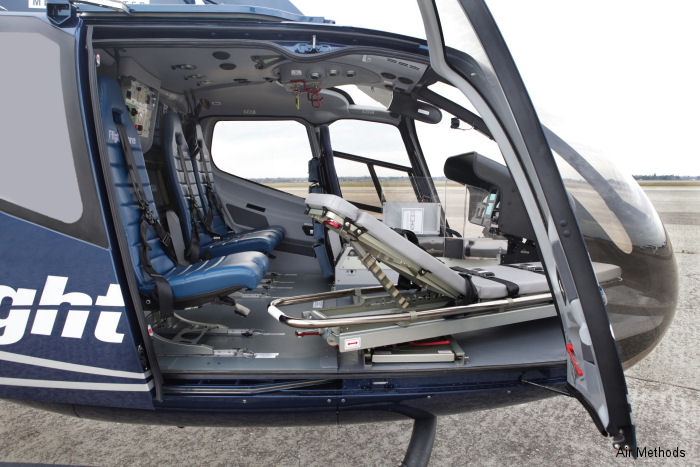 Air Methods gets FAA STC For Medical EC130T2