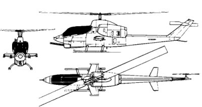 Bell AH-1J Sea Cobra