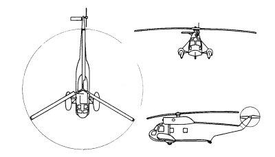 1357 Sikorsky HH-52A Sea Guard C/N 62-026