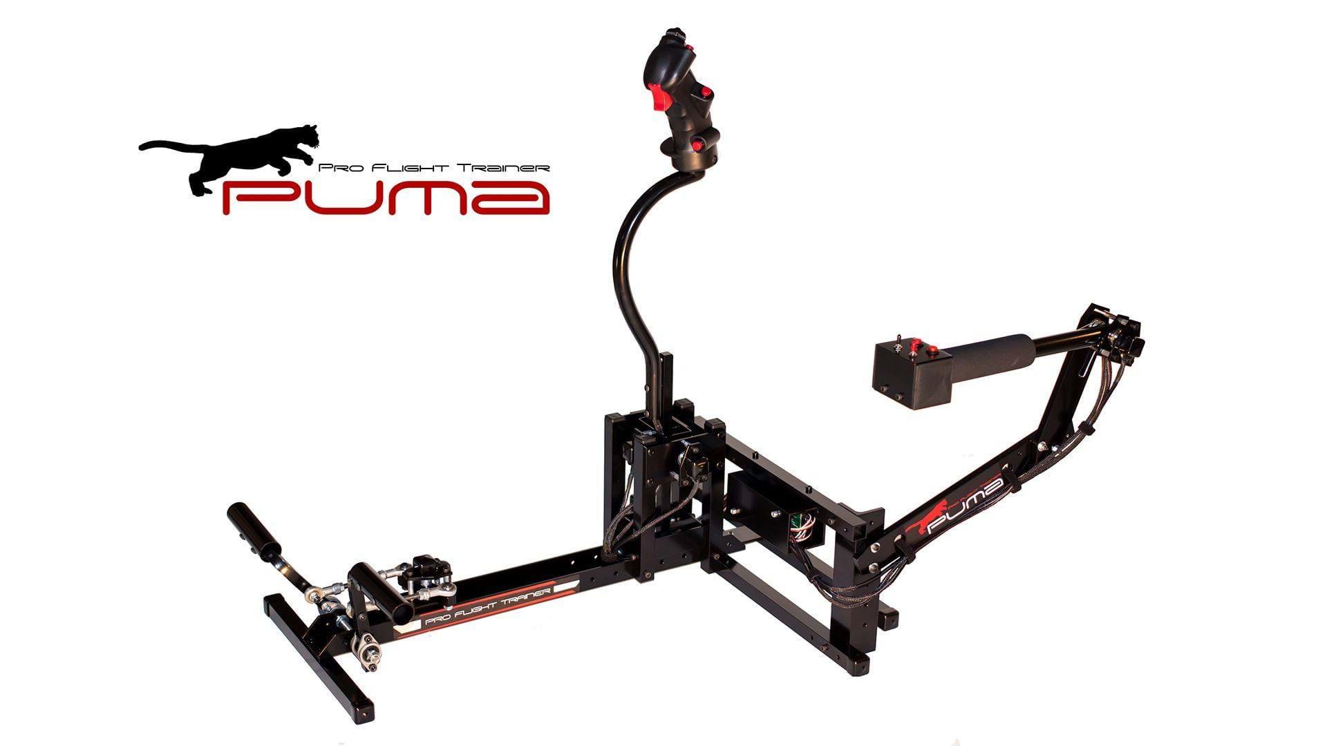 Pro Flight Trainer PUMA now available • HeliSimmer.com