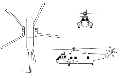 Westland Sea King HAS Mk.5 helicopter