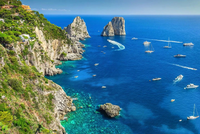 Helicopter Capri Heli Transfers & Charters Capri Italy