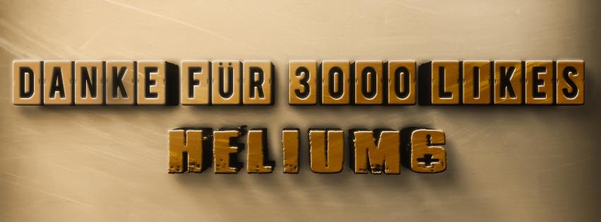 helium6 - 3000 FB likes