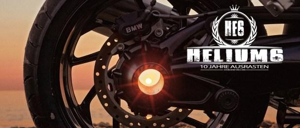 helium6 - BMW Motorrad Saisonstart 2015