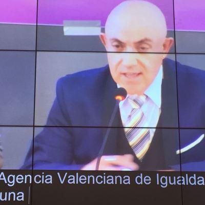 Presentación Fundación CERMI Mujeres en Ciutat Administrativa de València