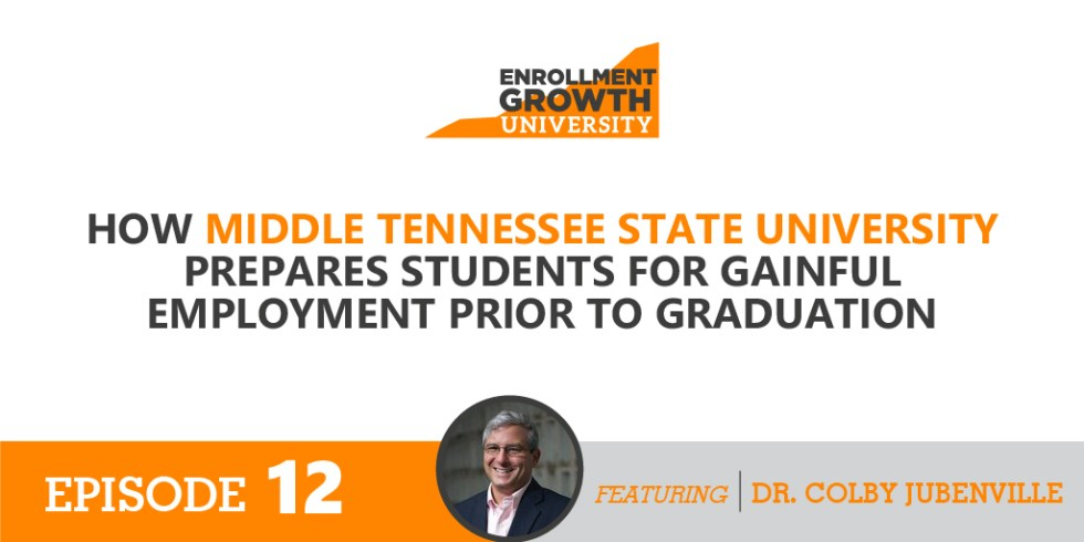 How Middle Tennessee State University Prepares Students for Gainful ...