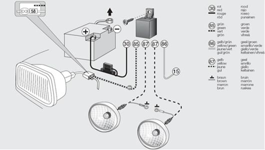 running lights wiring diagram repair guides lighting 2007,