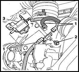 Opel Insignia Se enciende el testigo luminoso de control