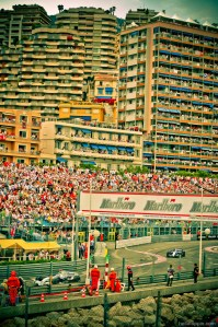 Turns 13 and 14. Taken at the 2007 Formula 1 Monaco Grand Prix.