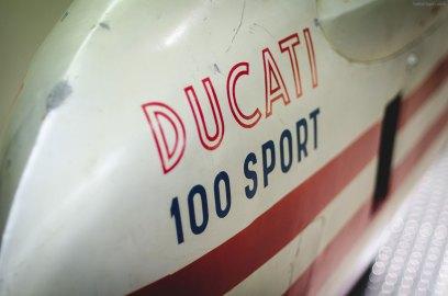 Ducati Siluro 100 (1956)