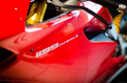 Ducati 1199 Panigale S (2011)