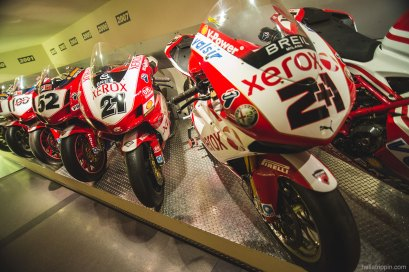 World Superbike Championship bikes