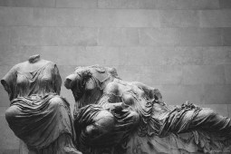Parthenon Sculptures, East Pediment