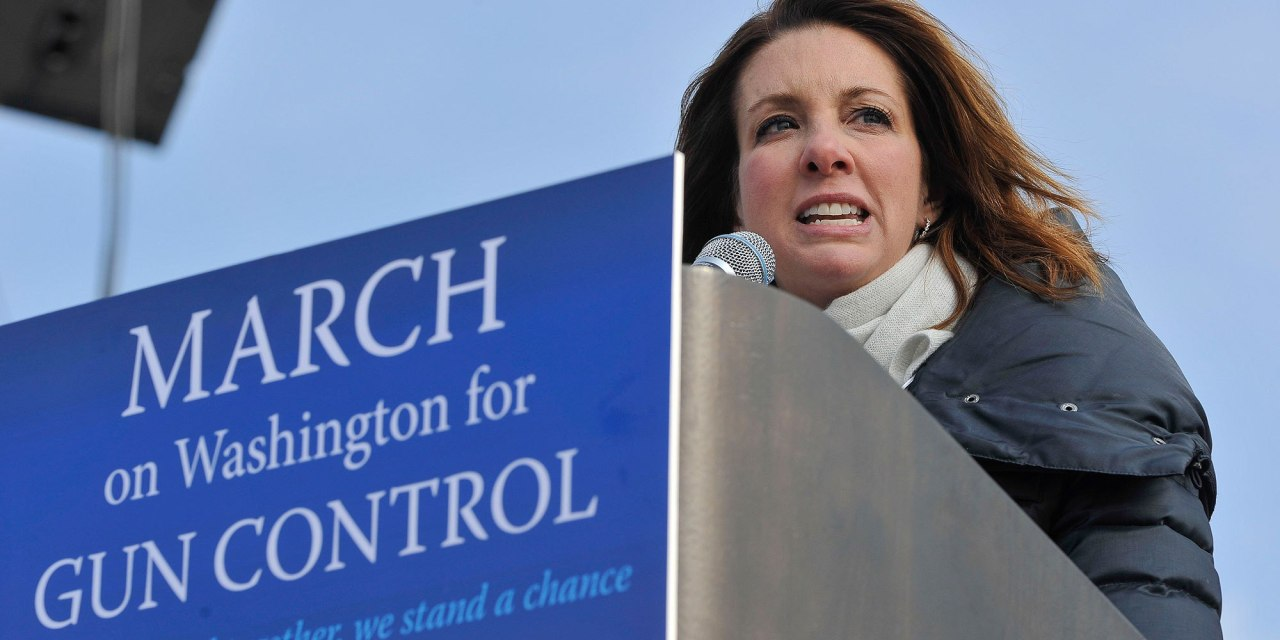 """Moms Demand Founder Shannon Watts Isn't Afraid of the Gun Lobby: """"We're Gonna Win This Issue"""""""