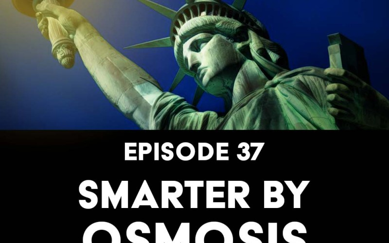 Episode 37: Smarter by Osmosis f/ Sarah Kendzior