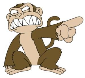 evil-monkey