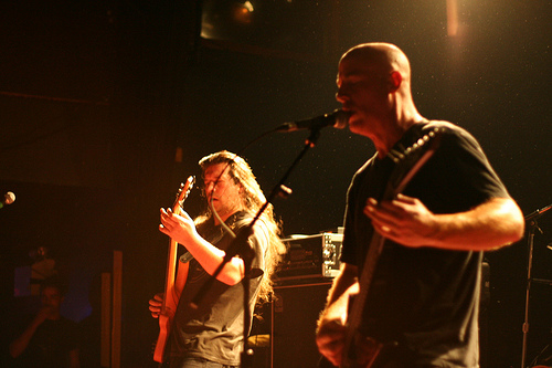 Dying Fetus live photo by Laina Dawes