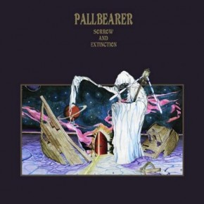 Pallbearer - Sorrow and Extinction cover art